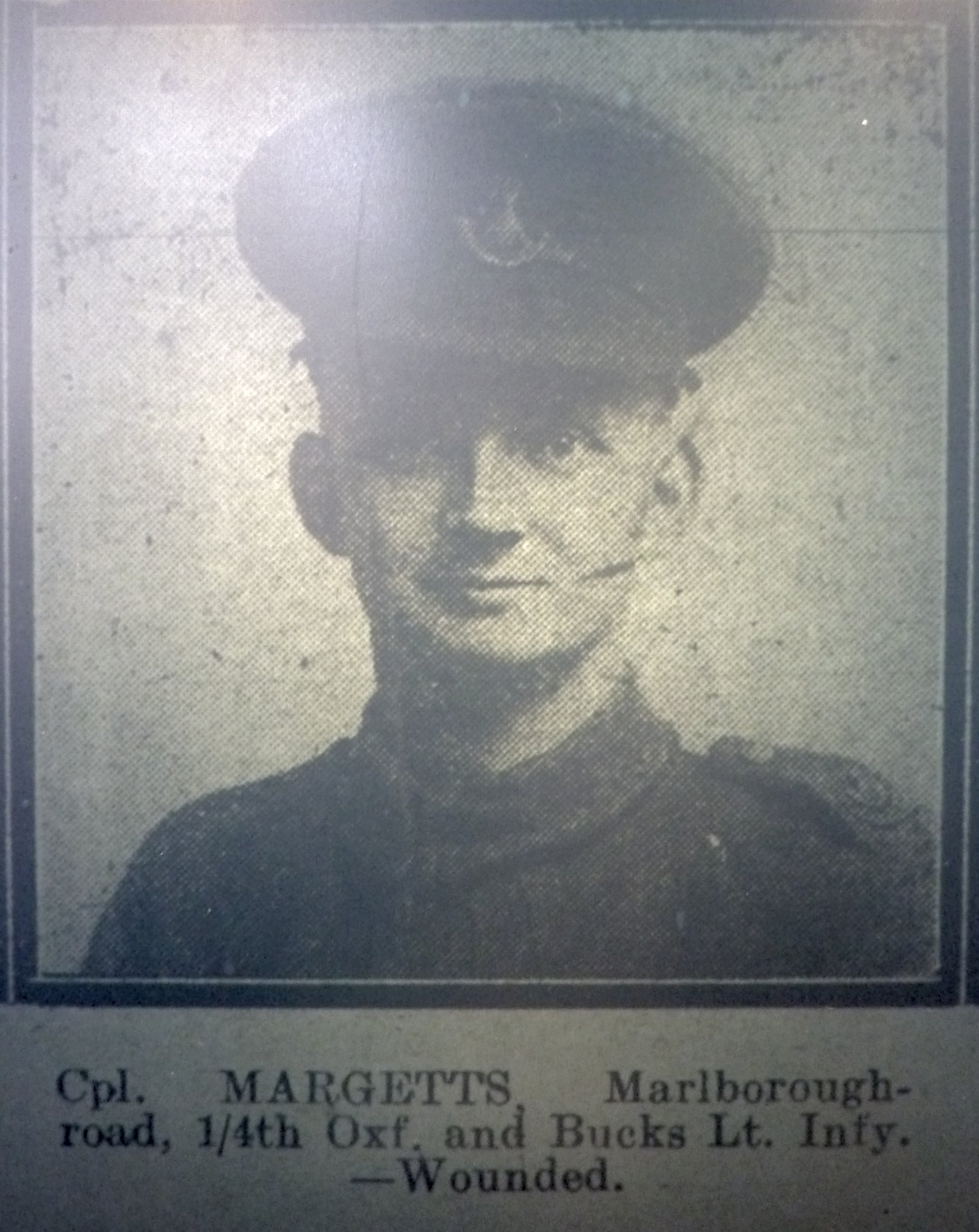 Margetts wounded 09-08-1916 p.6